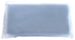 Single Large Currency Safety Sleeve, 3-1/2 x 8, Heavyweight Archival Quality