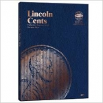 Lincoln Cent #4 Starting 2014 Whitman
