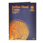 Indian-Eagle Cents,  1857-1909 Whitman Folder