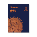 Lincoln Cent #1,  1909-1940 Whitman Folder