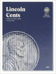 Lincoln Cent #2, 1941-1974 Whitman folder