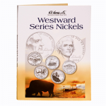 Westward Journey Series Nickels 2004-2006 Whitman Folder