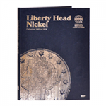 Liberty Head Nickel,  1883-1912 Whitman Folder