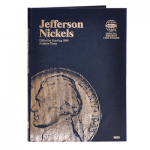 Jefferson Nickel #3, 1996-Date Whitman Folder