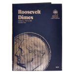 Roosevelt Dime #1, 1946-1964 Whitman Folder