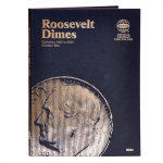 Roosevelt Dime #2, 1965-2004 Whitman Folder