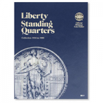 Liberty Standing Quarter, 1916-1930 Whitman Folder