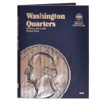 Washington Quarter #3, 1965-1987 Whitman Folder