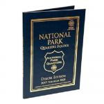 Large 2875 National Park Quarter P & D, Folder, 2010-2021, 120 Coin Whitman