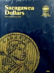 Sacagawea Dollar, 2000-Date Whitman Folder