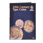 20th Century Type Coins Whitman Folder