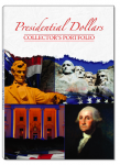 Portfolio, 11.5 x 16, Presidential Dollar Collection  Whitman
