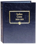 Indian Head Cents 1856-1909 Whitman Classic Album
