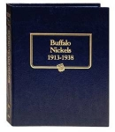 Buffalo Nickels 1913-1938 Whitman Classic Album