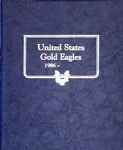 U.S. Gold Eagle Sets 1986- Whitman Classic Album