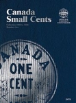 Canadian Small Cents, 1920-1988, Volume 1 Folder Whitman