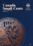 Canadian Small Cents, 1989-Date, Volume 2 Folder Whitman