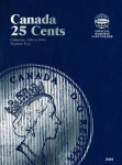 Canadian 25 Cents, 1990-2000, Volume 4 Folder Whitman