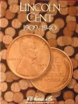Lincoln Cent #1 1909-1940 Harris Folder