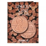 Lincoln Cent #3 1975-2013 Harris Folder