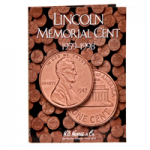 Lincoln Memorial Cents #1 1959-1998 Harris Folder