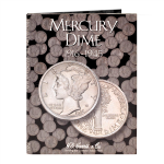 Mercury Dimes 1916-1945 Harris Folder