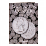 Washington Quarter #4  1988-1998 Harris Folder