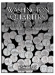 Small 2640  DC & U.S. Territories 2009 State Quarters, P & D Harris Folder