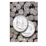 Franklin Half Dollars 1948-1963 Harris Folder