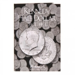 Kennedy Half Dollars #1 1964-1984 Harris Folder