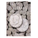 Kennedy Half Dollar # 3  Starting 2000  Harris Folder