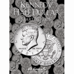 Kennedy Half Dollar # 4  Starting 2017  Harris Folder