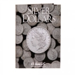 Silver Dollars Plain (No Dates) Harris Folder