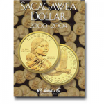 Sacagawea Dollar # 1  2000-2004  Harris Folder