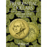 Small 2277 Folder, P & D Presidential Dollar 2007-2011 Volume 1,  Harris
