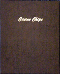 Casino Chips 9 Vinyl 12 Pocket Pages Dansco