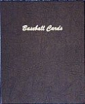 Baseball Cards w/15 Vinyl 4 Pocket Pages Dansco