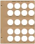 Silver Dollars #7171-3 DANSCO Album Page Morgan 7172-3 Page 3