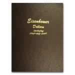 Eisenhower Dollars Dansco Folder