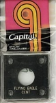 Flying Eagle Cent #144 2X2 Holder Capital Plastics