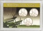 Steel Cents Flying Tiger 2x3 Frosty Case - Harris