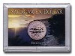 2x3 Sacagawea/ Lake Single Coin Frosty Case - Harris