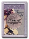 Mother's Day Silver Eagle Frosty Case - Harris
