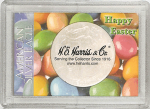 Easter Silver Eagle Frosty Case - Harris
