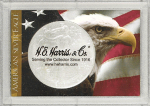 Eagle/Flag Silver Eagle Frosty Case - Harris