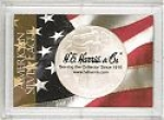 Flag Silver Eagle Frosty Case - Harris