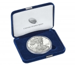 Blue Silver Eagle Presentation Box