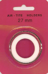 1/2 Eagle 27mm 'H' Size Airtite White Ring
