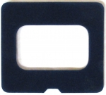 1 Oz Silver BAR, Blue Display Card for PB1 Airtite
