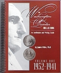 The Washington Quarter Dollar Book 1932-1941 Attribution & Pricing Guide Vol 1  Wiles Hardbound